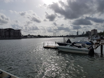 The Lagos Lagoon
